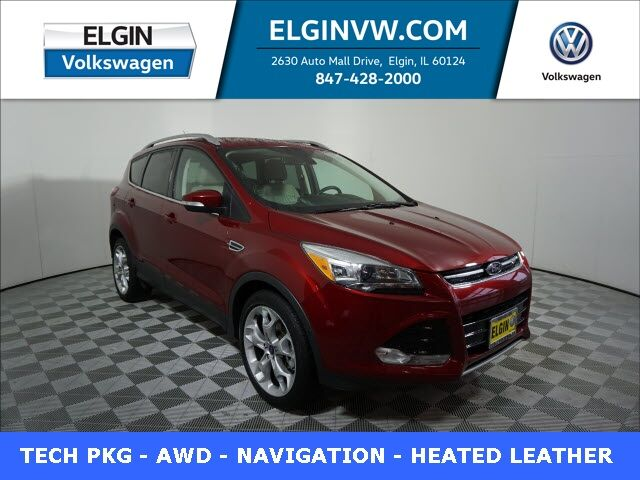 2016 Ford Escape Titanium Elgin IL