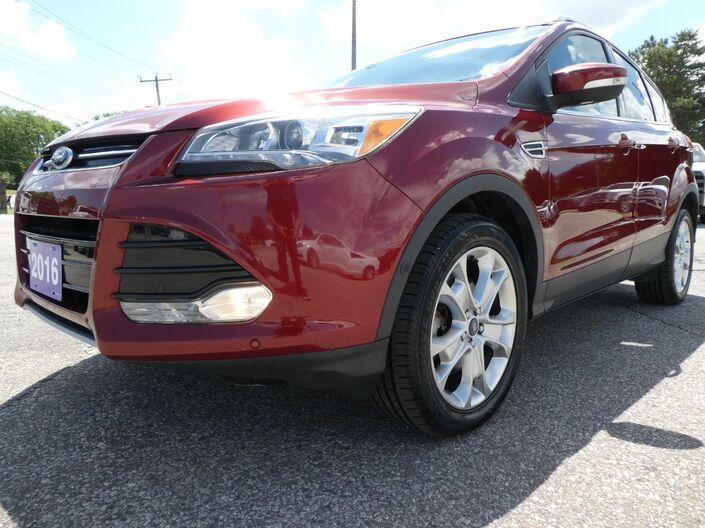 2016 Ford Escape Titanium Essex ON