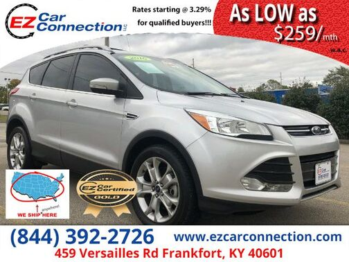 2016_Ford_Escape_Titanium FWD_ Frankfort KY