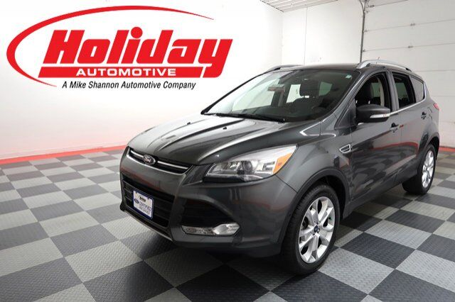 Vehicle Details 2016 Ford Escape At Holiday Automotive