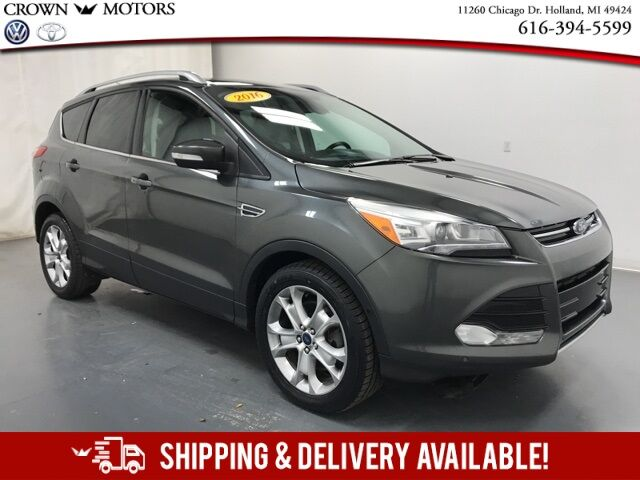 2016 Ford Escape Titanium Holland MI