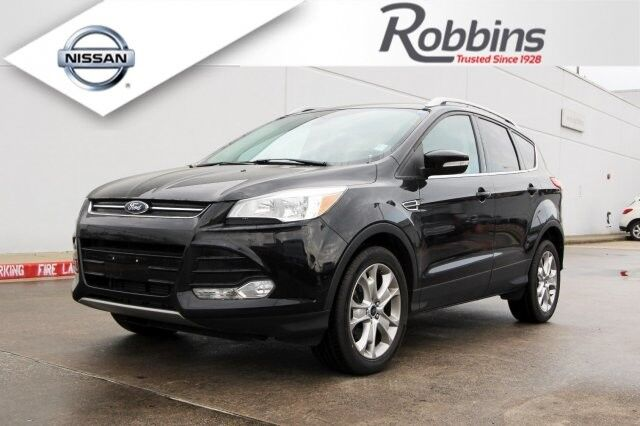 2016 Ford Escape Titanium Houston TX