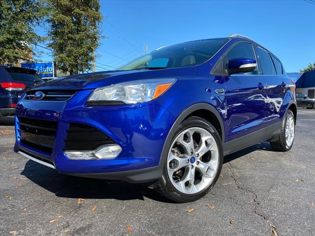 2016 Ford Escape Titanium, NAV, PANO ROOF, SONY,  HEATED LEATHER Raleigh NC