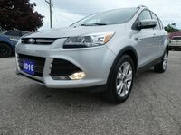 2016 Ford Escape Titanium Panoramic Roof Remote Start Navigation