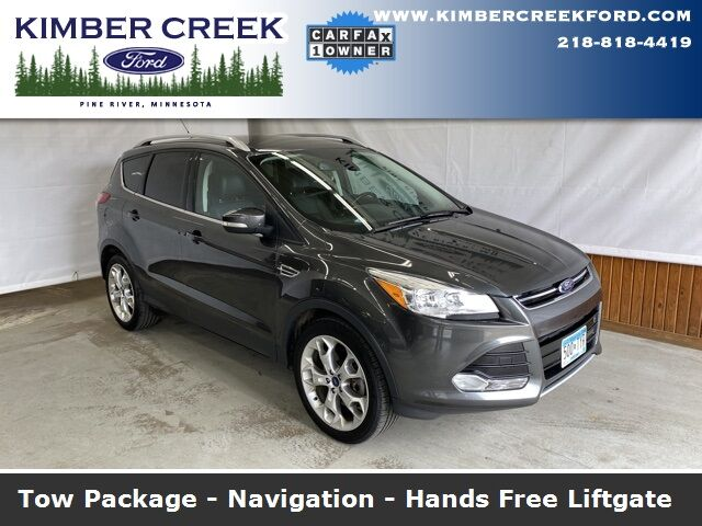 2016 Ford Escape Titanium Pine River MN
