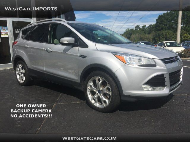 2016 Ford Escape Titanium Raleigh NC