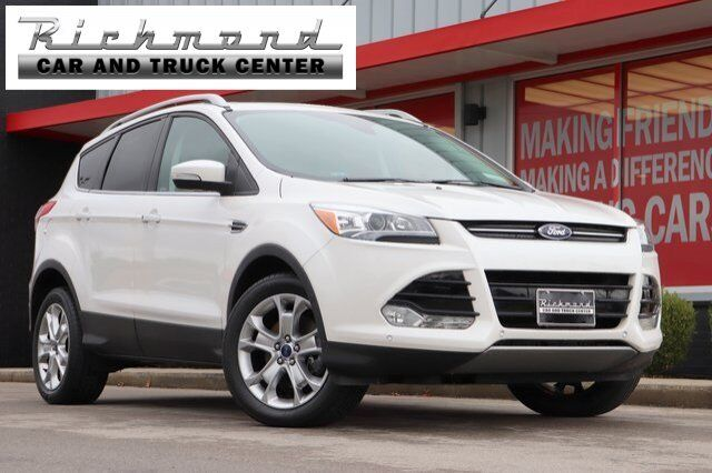 2016 Ford Escape Titanium Richmond KY