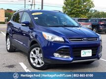 2016 Ford Escape Titanium South Burlington VT