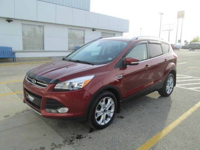 2016 Ford Escape Titanium Tusket NS
