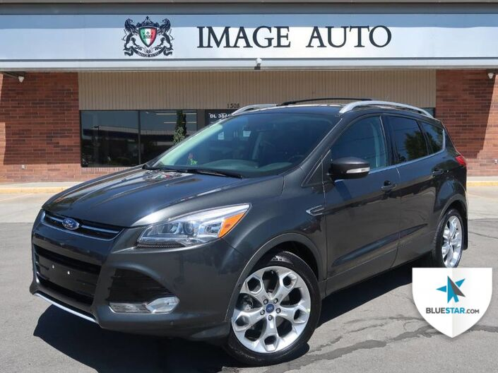 2016 Ford Escape Titanium West Jordan UT