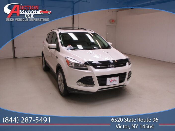 2016 Ford Escape Titanium Raleigh