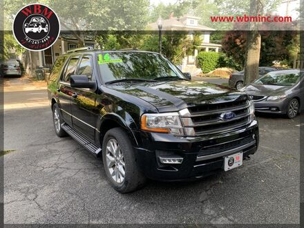 2016_Ford_Expedition_4WD Limited_ Arlington VA
