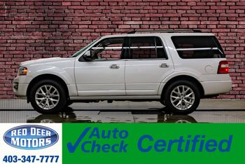 2016_Ford_Expedition_AWD Limited Leather Roof Nav BCam_ Red Deer AB