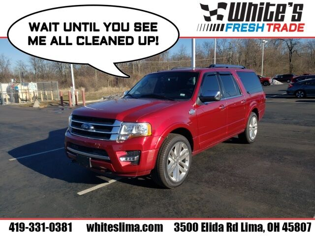 2016 Ford Expedition EL  Lima OH