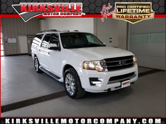 2016 Ford Expedition EL 4WD 4dr Limited Kirksville MO