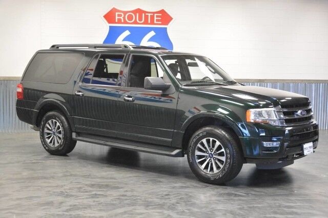 2016 Ford Expedition EL 4X4 3RD ROW ECOBOOST LOW MILES