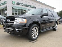 2016_Ford_Expedition_EL Limited 4WD 3RD ROW BACKUP CAM HEATED & COOLED SEATS_ Plano TX