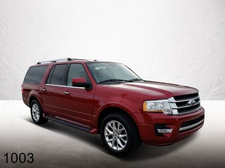 2016 Ford Expedition EL Limited Belleview FL