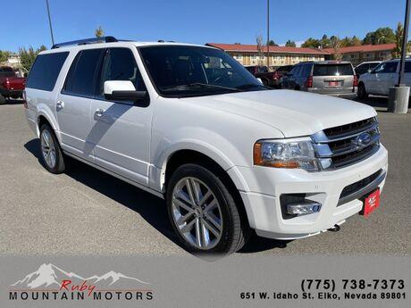2016 Ford Expedition EL Limited Elko NV