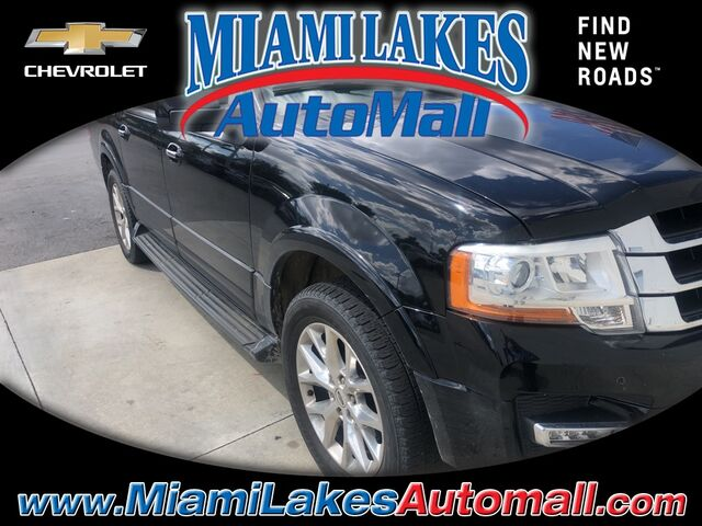 2016 Ford Expedition EL Limited Miami Lakes FL