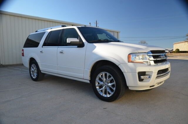 2016 Ford Expedition EL Limited Wylie TX