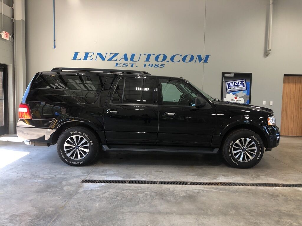 2016 Ford Expedition EL/Max