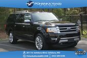 2016 Ford Expedition EL Platinum ** 4WD **  NAVIGATION ** ONE OWNER **