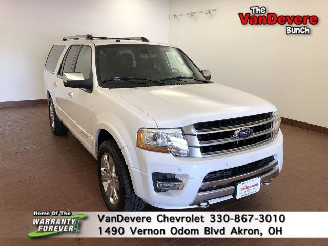 2016 Ford Expedition EL Platinum Akron OH