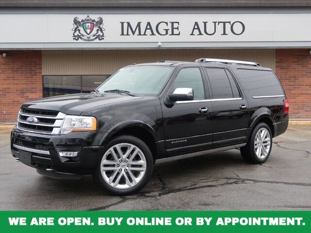 2016 Ford Expedition EL Platinum West Jordan UT