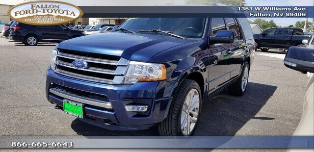 2016 Ford Expedition Limited Fallon NV