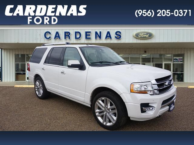 2016 Ford Expedition Limited Harlingen TX