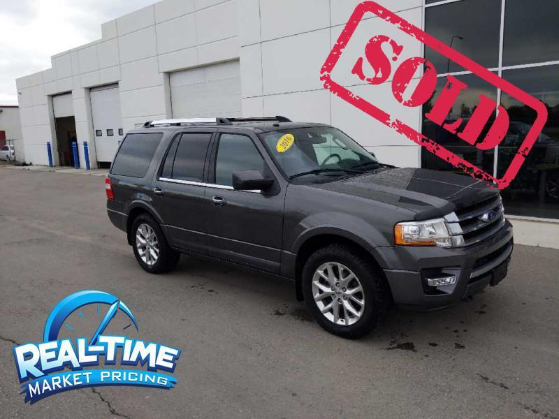 2016_Ford_Expedition_Limited_ High River AB