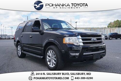 2016_Ford_Expedition_Limited_ Salisbury MD
