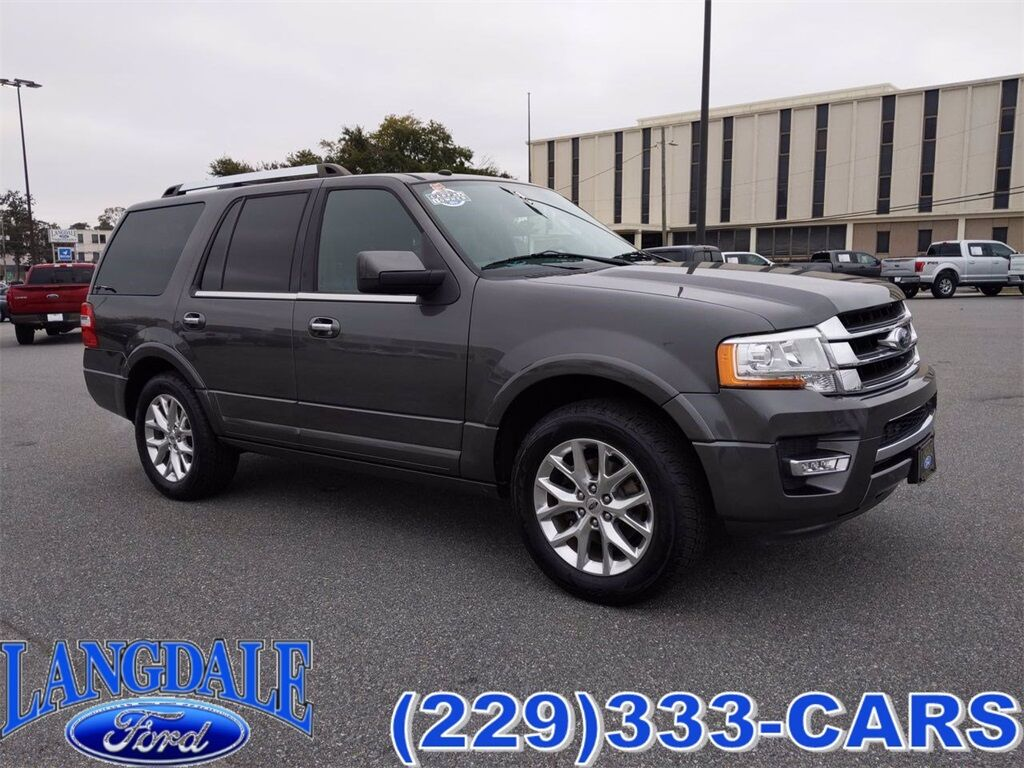 2016 Ford Expedition Limited Valdosta GA