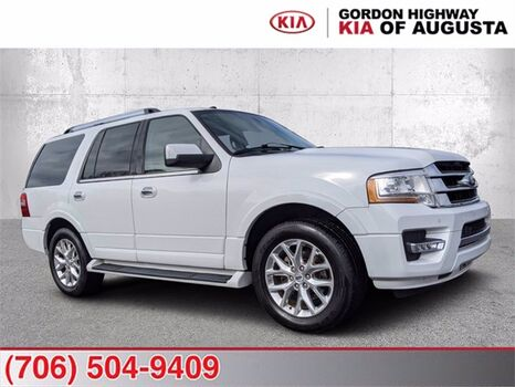 2016_Ford_Expedition_Limited_ Aiken SC