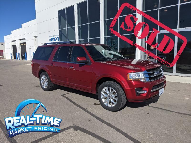 2016_Ford_Expedition Max_Limited_ High River AB