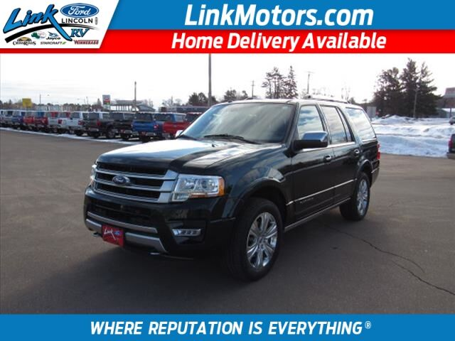 2016 Ford Expedition Platinum Minong WI