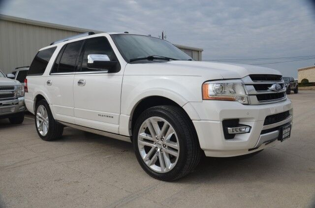 2016 Ford Expedition Platinum Wylie TX