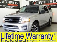 Ford Expedition XLT 4WD SUNROOF REAR CAMERA REAR PARKING AID BLUETOOTH 3RD ROW SEAT 2016