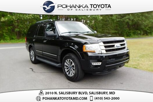 2016_Ford_Expedition_XLT_ Salisbury MD