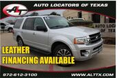 2016 Ford Expedition XLT with LEATHER