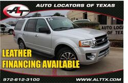 2016_Ford_Expedition_XLT with LEATHER_ Plano TX