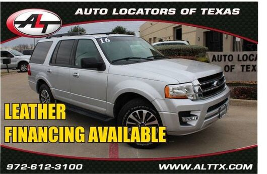 2016 Ford Expedition XLT with LEATHER Plano TX
