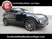 2016_Ford_Explorer__ Las Vegas NV