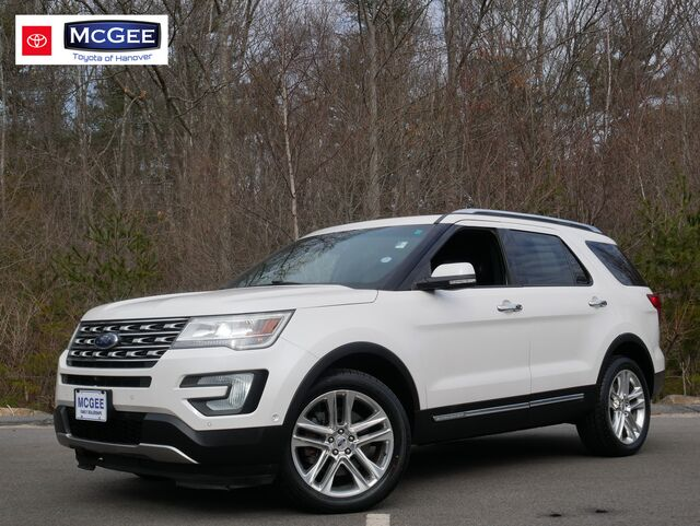 2016 Ford Explorer 4WD 4dr Limited Hanover MA