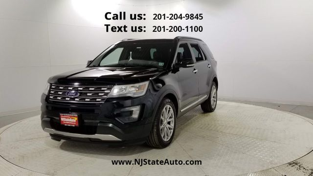 2016 Ford Explorer 4WD 4dr Limited Jersey City NJ