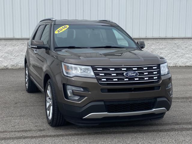 2016 Ford Explorer 4WD 4dr Limited Muskegon MI