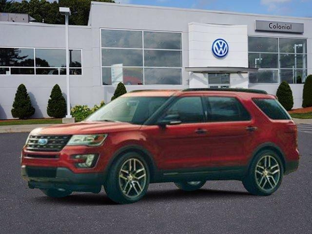 2016 Ford Explorer 4WD 4dr XLT Westborough MA