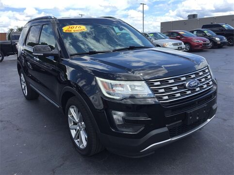2016_Ford_Explorer_4WD LIMITED_ Evansville IN