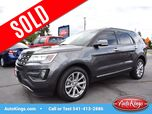 2016 Ford Explorer 4WD Limited